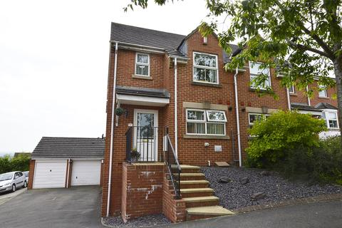 3 bedroom semi-detached house for sale - Colliers Rise, RADSTOCK, Somerset, BA3 3AU