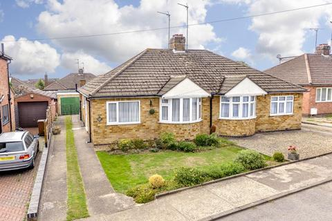 2 bedroom semi-detached bungalow for sale - Burton Road, Finedon, Northants