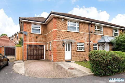 3 bedroom end of terrace house for sale - Sandwick Close, Mill Hill, London, NW7