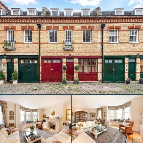 4 bedroom house for sale - Grosvenor Crescent Mews, London