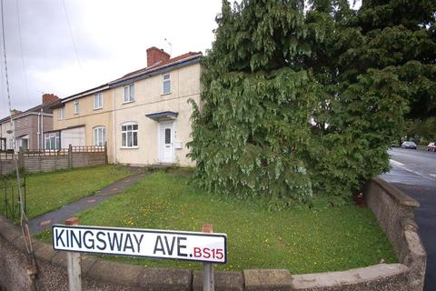3 bedroom semi-detached house for sale - Kingsway Avenue, St. George, Bristol, BS5 7PY