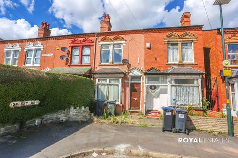 4 bedroom terraced house to rent - Selsey Road, Birmingham, West Midlands, B17