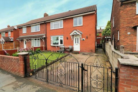 3 bedroom semi-detached house for sale - Essex Drive, Stoke-On-Trent
