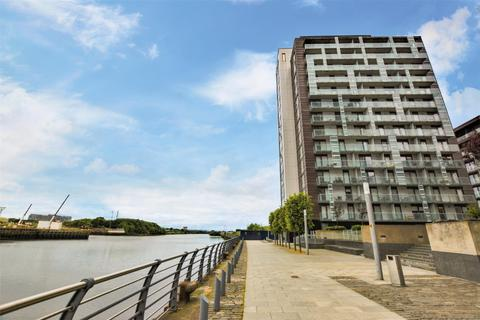 1 bedroom flat for sale - Meadowside Quay Walk, Flat 10/6, Glasgow Harbour, Glasgow, G11 6EE