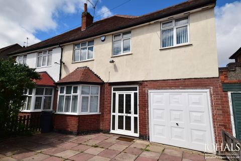4 bedroom semi-detached house to rent - Aberdale Road, West Knighton, Oadby,Leicester, LE2