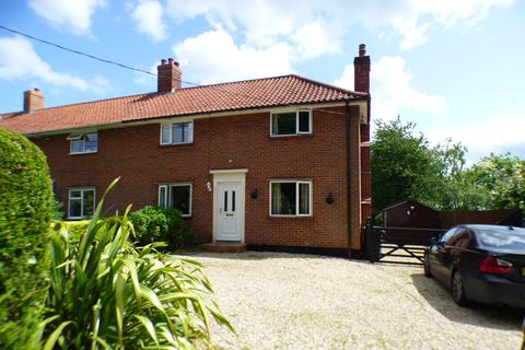 3 bedroom semi-detached house for sale - Chequers Road, Tharston NR15
