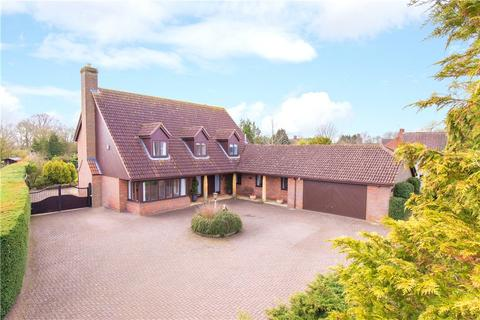 4 bedroom house for sale - Leckhampstead Road, Akeley, Buckingham, Buckinghamshire, MK18
