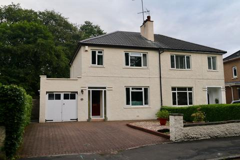 3 bedroom semi-detached house for sale - 24 Dougalston Crescent, Milngavie Glasgow G62 6HP
