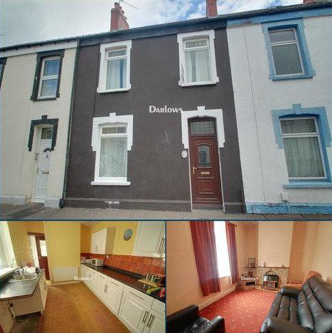 3 bedroom terraced house for sale - Earl Street, Cardiff