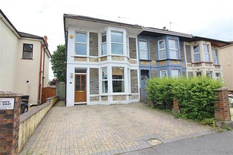3 bedroom end of terrace house for sale - Chester Park Road, Fishponds, Bristol, BS16 3RG