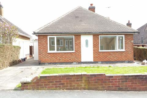 3 bedroom detached bungalow to rent - Brookside Drive, Oadby, Leicester LE2