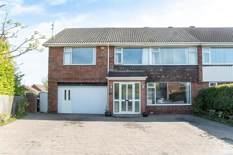 4 bedroom semi-detached house for sale - Caynham Close, New York, North Shields