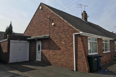 2 bedroom bungalow for sale - Acomb Crescent