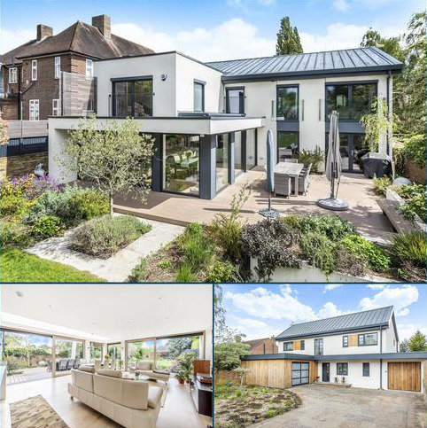 5 bedroom detached house for sale - Westbury Road, Bromley
