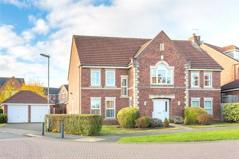 5 bedroom detached house to rent - Stoneleigh Avenue, Moortown, Leeds, West Yorkshire, LS17
