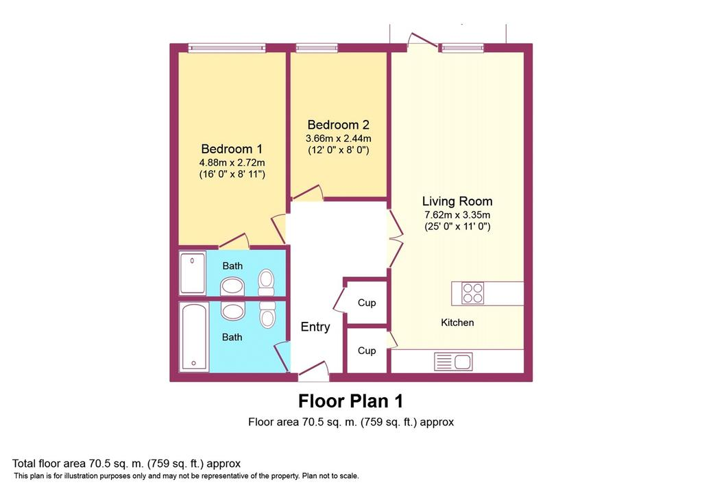 Floorplan: Picture No. 09