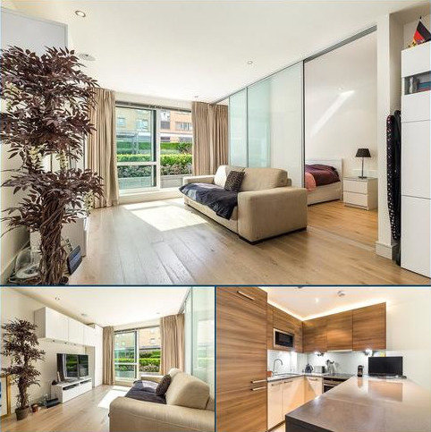 1 bedroom flat for sale - Compass House, 5 Park Street, London, SW6
