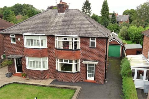 3 bedroom semi-detached house for sale - Cambridge Avenue, Wilmslow