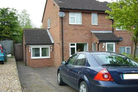 3 bedroom semi-detached house to rent - Blackthorn Drive, Anstey Heights, LE4