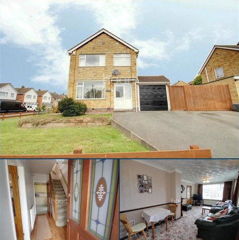 3 bedroom semi-detached house for sale - Ashington Close, Leicester