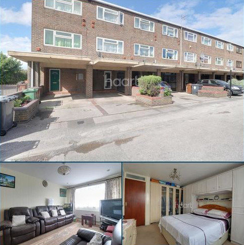 3 bedroom terraced house for sale - Lascelles Close, Leytonstone
