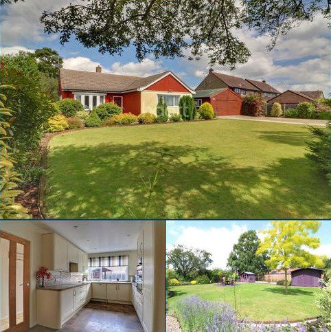 3 bedroom bungalow for sale - Steam Mill Road, Bradfield, Manningtree, Essex