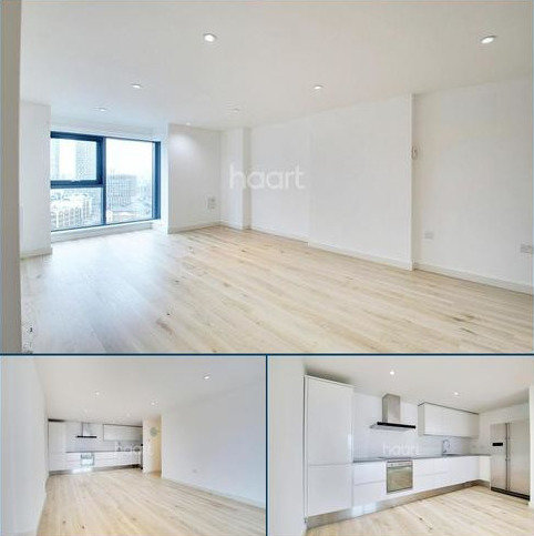 2 bedroom flat for sale - BURFORD WHARF APARTMENTS, LONDON, E15