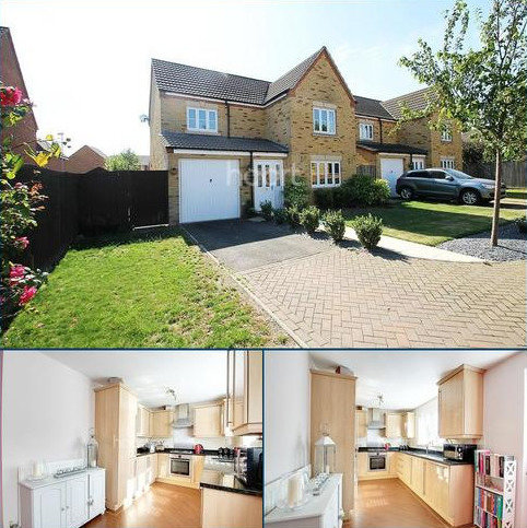 4 bedroom detached house for sale - Atkins Close, Biggin Hill