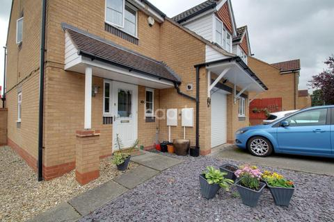 3 bedroom semi-detached house for sale - Vyner Close, Thorpe Astley