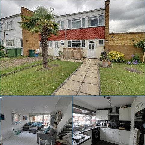 2 bedroom end of terrace house for sale - Long Green, Chigwell