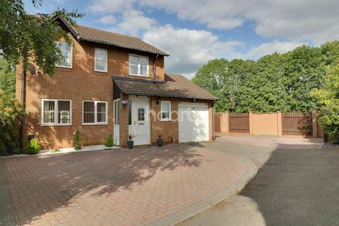 4 bedroom detached house for sale - Longacres  East Hunsbury Northampton
