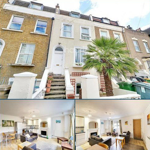 2 bedroom flat for sale - MANBEY PARK ROAD, STRATFORD, LONDON, E15