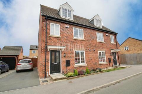 4 bedroom semi-detached house for sale - Cressbrook Road, Waverley