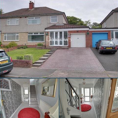 3 bedroom semi-detached house for sale - Ridgeway Road, Rumney, Cardiff