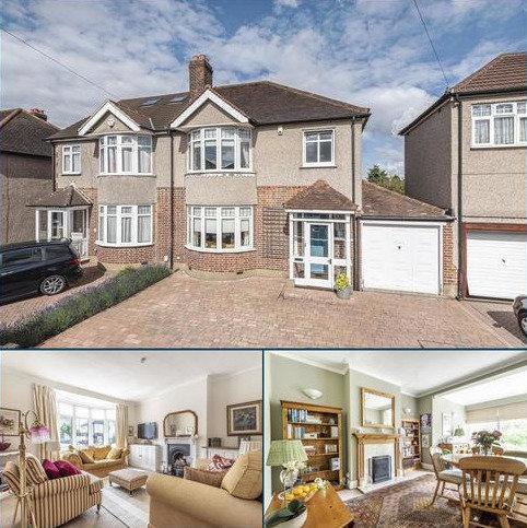 3 bedroom semi-detached house for sale - Felhampton Road, New Eltham