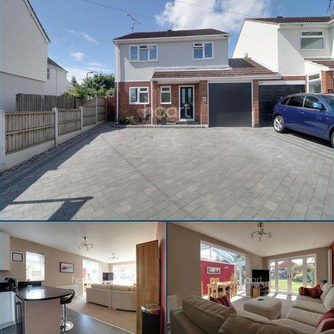 4 bedroom detached house for sale - Castle Road, Rayleigh