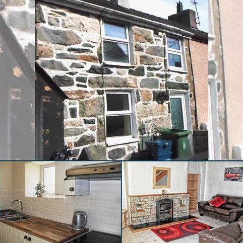 2 bedroom terraced house to rent - Post Office Row, Bethel, Caernarfon, LL55