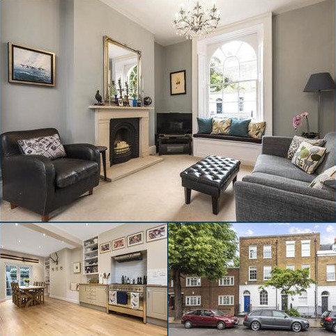 3 bedroom terraced house for sale - College Cross, Islington, London, N1