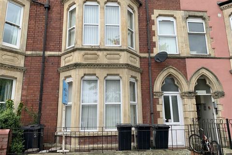 Studio to rent - Flat 3, 32 Taff Embankment, Grangetown, Cardiff