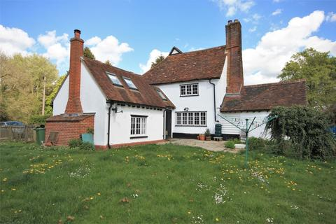 3 bedroom cottage for sale - White Cottage, Little Henham, Saffron Walden, Essex