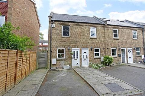 2 bedroom end of terrace house for sale - Millers Meadow Close, Blackheath, London, SE3