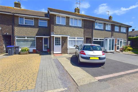 3 bedroom terraced house for sale - Greentrees Crescent, Sompting, West Sussex, BN15
