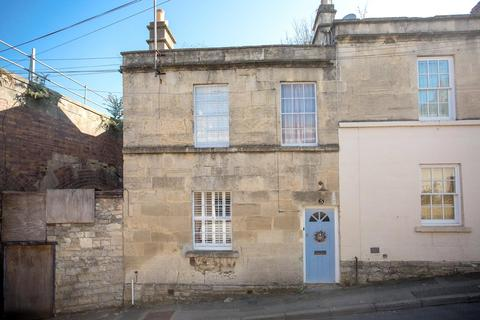 3 bedroom end of terrace house for sale - Oak Street, Bath, Somerset, BA2