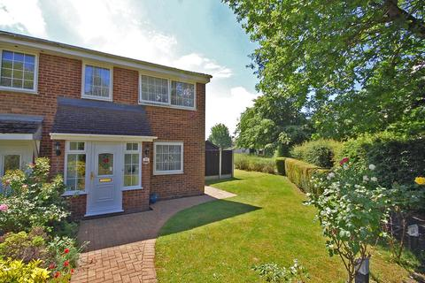 3 bedroom end of terrace house for sale - Rich Close, Great Leighs, Chelmsford, CM3