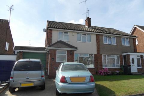 3 bedroom semi-detached house to rent - Sudbury Road, Luton, Bedfordshire, LU4 9HF