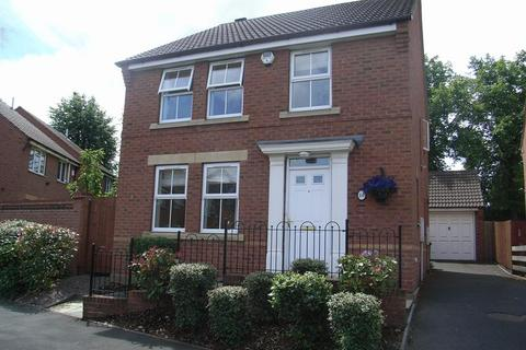 4 bedroom detached house for sale - Nutmeg Grove, Walsall