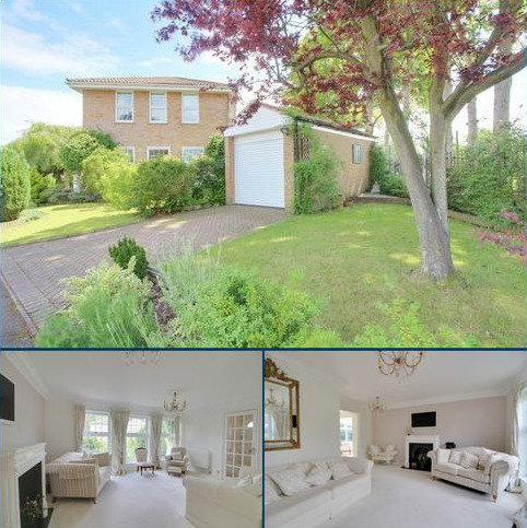 4 bedroom detached house for sale - Goldcrest Way, West Purley