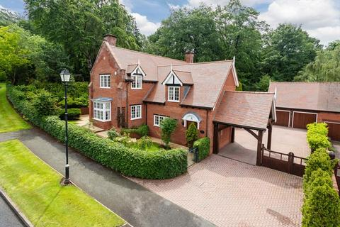 4 bedroom detached house for sale - St. Marys Drive, Whitegate