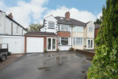 4 bedroom semi-detached house for sale - Yoxall Road, Shirley