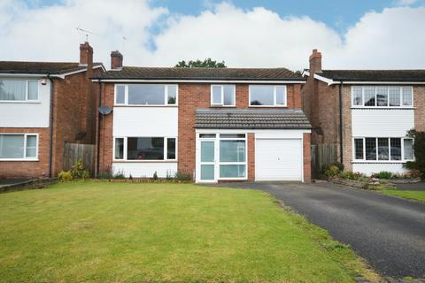4 bedroom detached house for sale - Blackthorne Close, Solihull